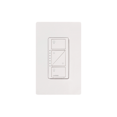 Lutron - Caseta - Socket 120 - Smart Lighting Dimmer Switch